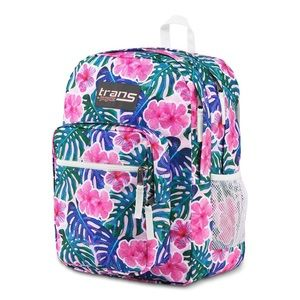 "JanSport Backpack 17"" .Trans Super Max Book Bag"